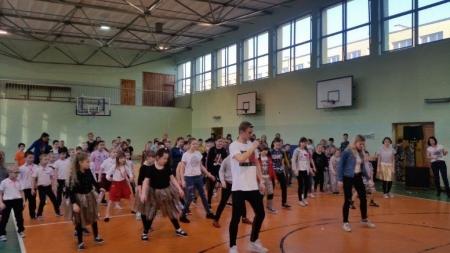 II integracyjne warsztaty taneczne